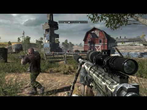 Homefront - Xbox 360 - 60 FPS - Part 5