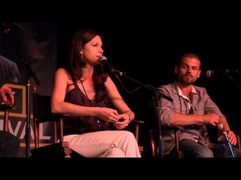 LIFE OF AN INDIE ACTOR Panel - Blayne Weaver, Christina Rose