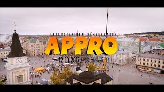 Hämeenkadun Appro 2017 Official Aftermovie