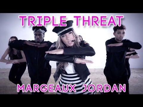 TRIPLE THREAT - MARGEAUX JORDAN - Singer, Dancer, Actor, Songwriter, Creative Visionary