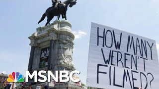 'I Can't Breathe': Another Shocking Fatal Arrest Video Emerges After Floyd Killing | MSNBC