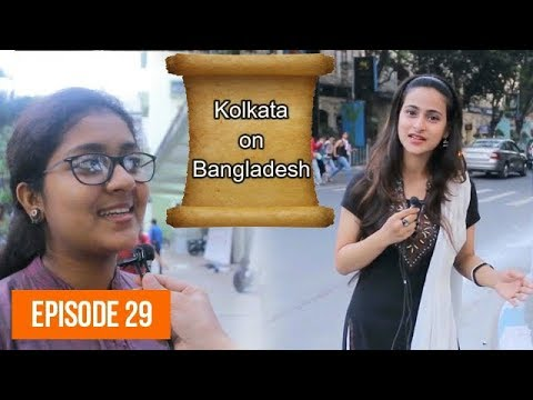 What 🇮🇳 Kolkata Think About 🇧🇩 Bangladesh | Jadavpur University | NonStop Videos