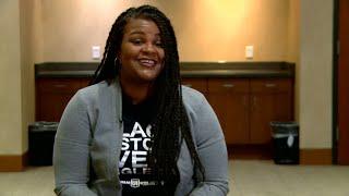 2020 Columbia Values Diversity Award Winner Nikki McGruder
