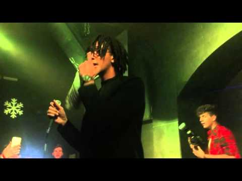 Ghali - Marijuana Live - 22/12/15 - Black Hole