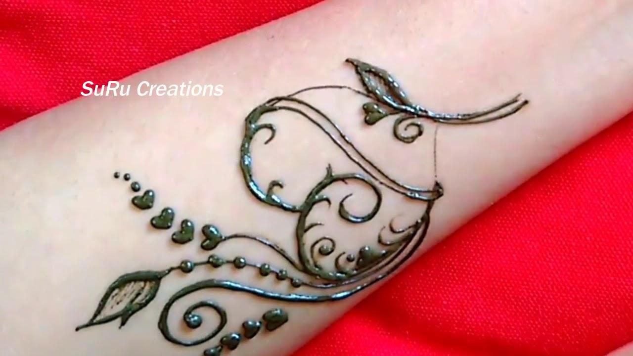 Most Beautiful Mehndi Design Latest Tattoo Henna Design 2019