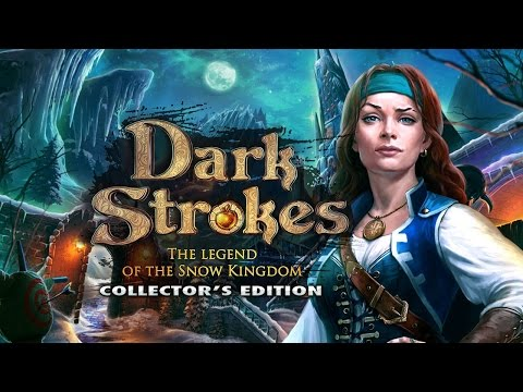 Official Dark Strokes: The Legend of the Snow Kingdom (Big Fish Games, Inc) Launch Trailer
