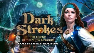 Video Official Dark Strokes: The Legend of the Snow Kingdom (Big Fish Games, Inc) Launch Trailer download MP3, 3GP, MP4, WEBM, AVI, FLV Juni 2018