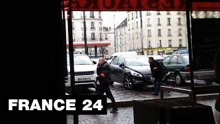 URGENT - Nouvelle prise d'otage dans une épicerie casher à Paris - Une fusillade a éclaté