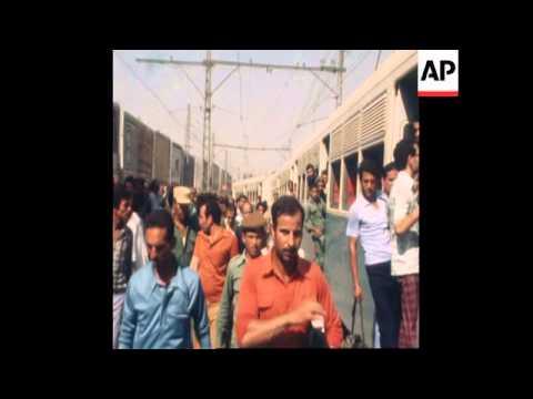 RR7930A ISRAEL/EGYPT: THE ECONOMIC PRESSURES + (CUTS)