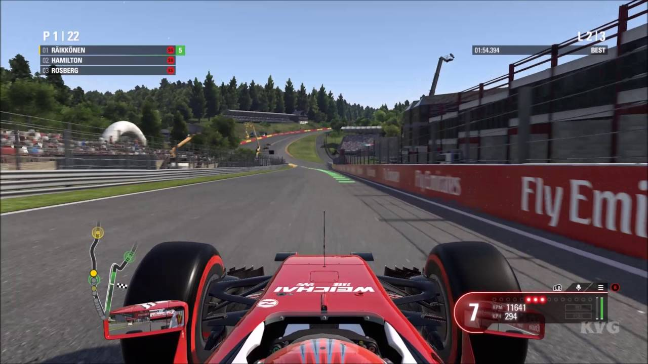 f1 2016 circuit de spa francorchamps belgian grand prix gameplay pc hd 1080p60fps youtube. Black Bedroom Furniture Sets. Home Design Ideas
