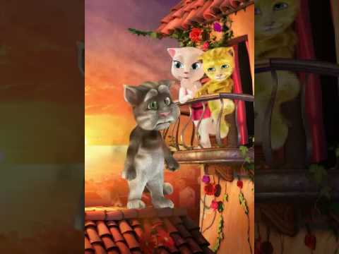 Talking tom SINDHI comedy video