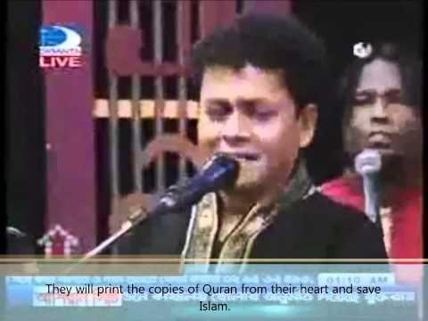 Bangladeshi Hindu singer (Nakul Kumar Biswas) responds to the Quran burning Florida pastor.