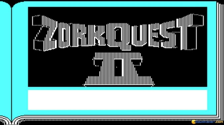Zork Quest 2 - The Crystal of Doom gameplay (PC Game, 1988)