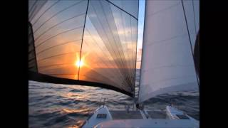 Sailing Part 2 : Crossing Atlantic / Transat Ti'Am