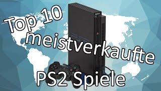 Top 10: Meistverkaufte Playstation 2 Spiele