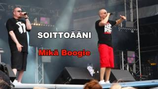 SOITTOÄÄNI Mikä Boogie