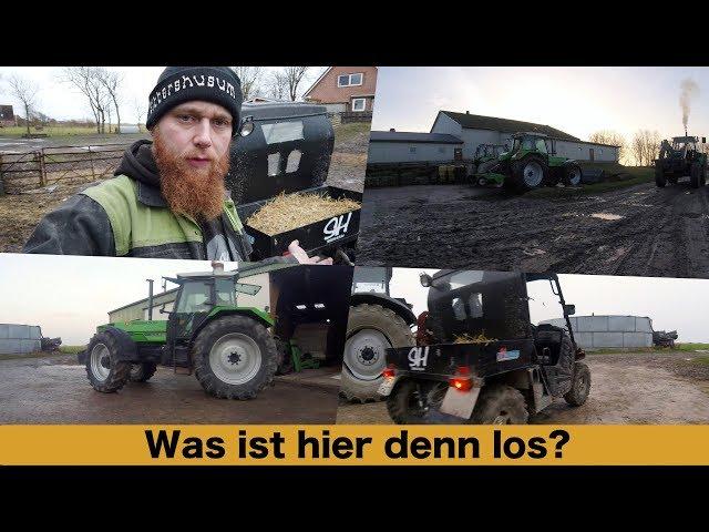 FarmVLOG#187 - Was ist denn hier los?
