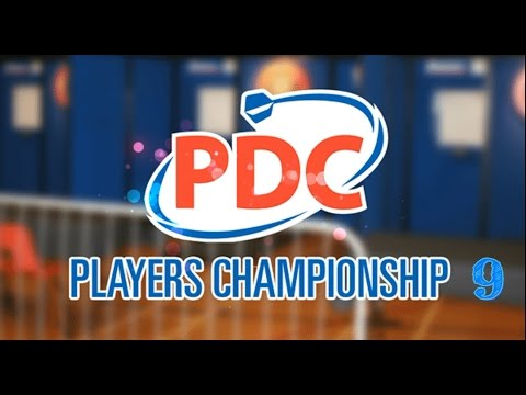 Players Championship Nine - Round 1 - Kevin Painter vs Christian Kist