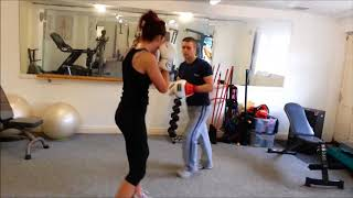 Claire Boxing