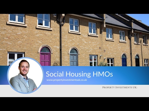 What Are Social Housing HMOs? (House In Multiple Occupation)