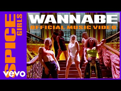 Video - Spice Girls - Wannabe