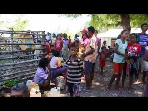 Caritas Australia in East Timor