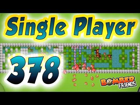 Bomber Friends - Single Player Level 378 ✔️