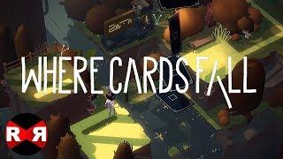 Where Cards Fall (by Snowman) - iOS (Apple Arcade) Gameplay