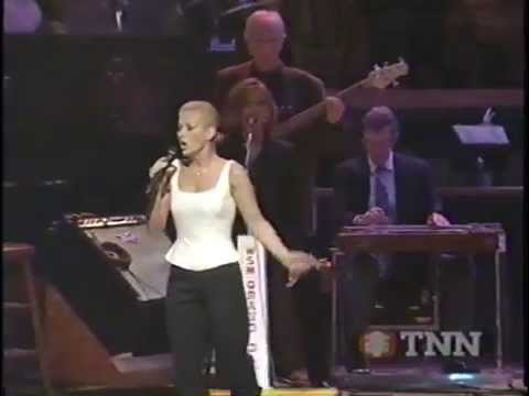 Lorrie Morgan on The Opry - Good As I Was To You