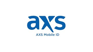Axs mobile id
