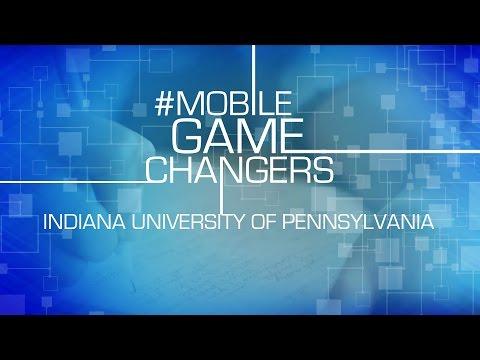 Indiana University of Pennsylvania #MobileGameChanger