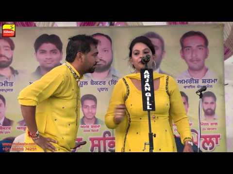 BALBIR RAI SHABNAM RAI ! DUET SONGS ! DORAHA ( Ludhiana) Full HD ! Video by BHINDA MANGAT