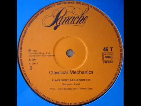 Classical Mechanics - Black Body Radiation - 1979