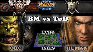 Grubby   Warcraft 3 The Frozen Throne   OR v HU- BM vs ToD - Echo Isles