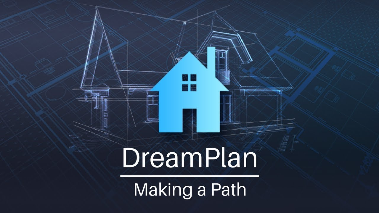 Dreamplan Home Design Software Tutorial Making A Path Youtube
