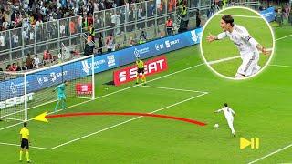 Legendary Game Winner Penalty Kicks in Football