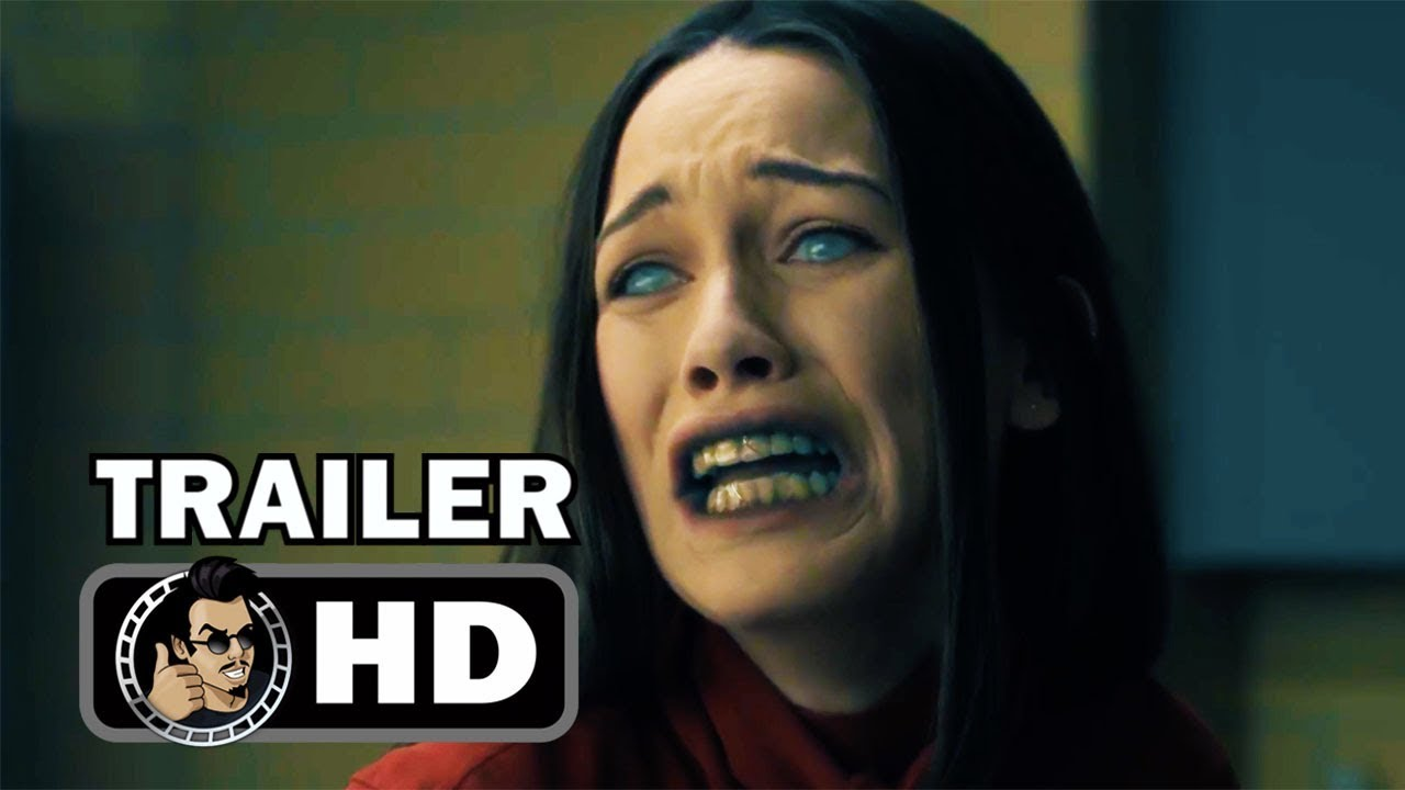 The Haunting Of Hill House Official Trailer Hd Netflix Horror