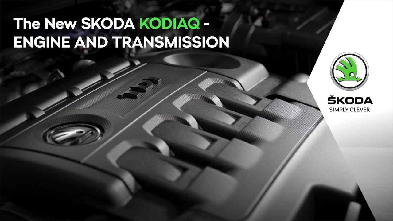 Skoda Kodiaq Engine Transmission
