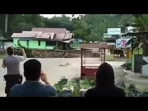 LONGSOR DI SANGA-SANGA, Kalimantan Timur Berduka