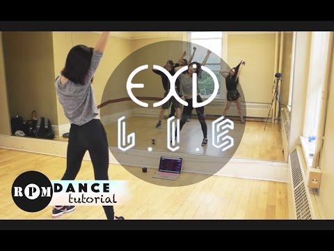"EXID ""L.I.E"" Dance Tutorial (Chorus and Break Down)"