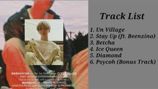 City Lights Full Album - Byun Baekhyun