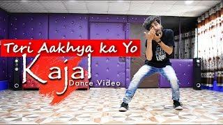 Baixar Teri Aakhya Ka Yo Kajal Dance Video | Super Hit Song | Cover by Ajay Poptron