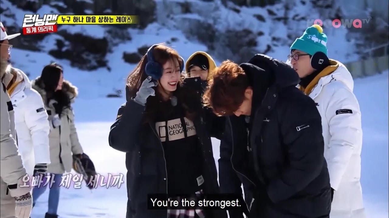 Kim Jong Kook Jeon So Min (Kookmin) Moments : Tiger meets Tigermoth Episode 383