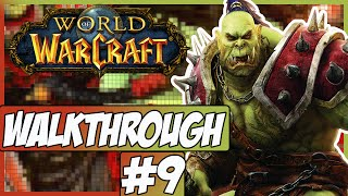 World Of Warcraft Walkthrough Ep.9 w/Angel & Dylan - Warsong Gulch!