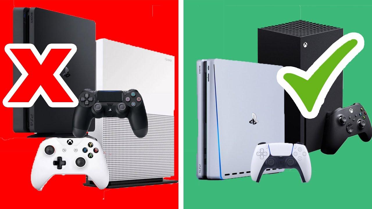 7 COISAS QUE SÓ A PROXIMA GERAÇÃO VAI FAZER!! (Xbox Series X e Playstation 5)