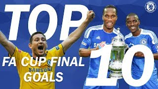 Top 10 Unforgettable FA Cup Final Goals!