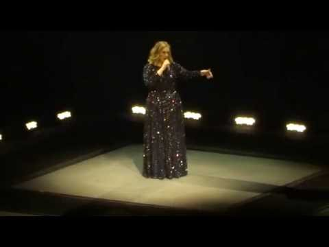 ADELE ♫ Hello ♫ Live@Paris 9 juin 2016