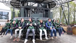 Highlander (Offride) Video Hansa Park Sierksdorf 2019