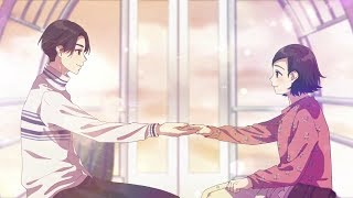 Koi wo Shiyo/Lets Fall in Love - Hada Kyun with HoneyWorks ft. LIPxLIP [Subtitle Indonesia]