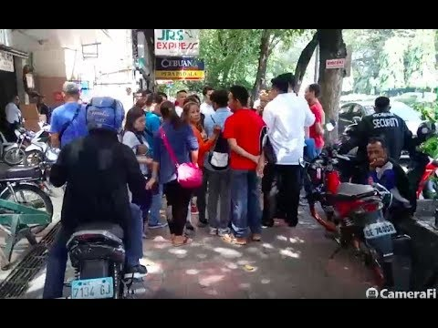 Philippines LIVE - Cebu City Street Walk Capitol Site Live Stream Philippines